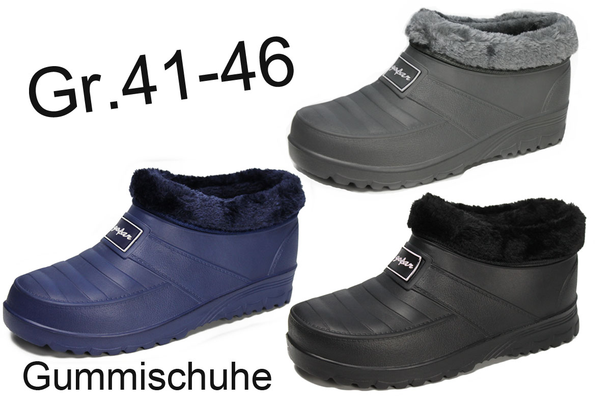 online store 71765 4bd98 Herren Gummistiefel Gummischuhe Galosche Gartenschuhe Clogs NEU @2731a |  eBay