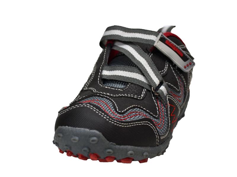 Jungen Turnschuhe Neu Klett Sneaker Schuhe Halbschuhe Freizeitschuhe Gr.31 2097