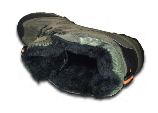 Boots gefüttert Outdoor Winter Knöchelschuhe NEU Winterschuhe Gr.47-50 2657X