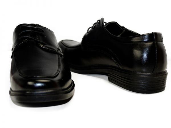 Business Gr.46-49 Herrenschuhe innen Sohle Leder Schuhe Schnürer Übergröße 2659