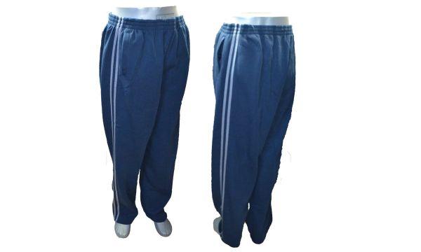 Herren Fleece Jogginghose Trainingshose Sporthose Übergröße 4XL-9XL R-10091-LK