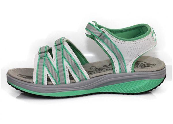 Damen Sandalen NEU Gesundheitsschuhe Fitness Schuhe Sandaletten Gr.36-41 2581X