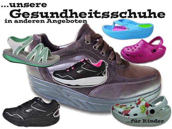 Fitnessschuhe Gr.36-46 Halbschuhe Sport Sneaker Gesundheitsschuhe 2620/2569