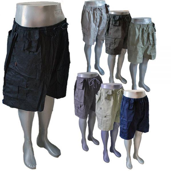Herren Bermuda Shorts Übergröße