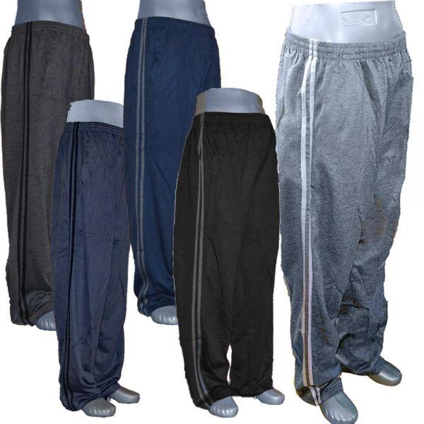 Herren Jogginghose Trainingshose Sporthose Übergröße Lang 4XL-9XL Y-0669-K