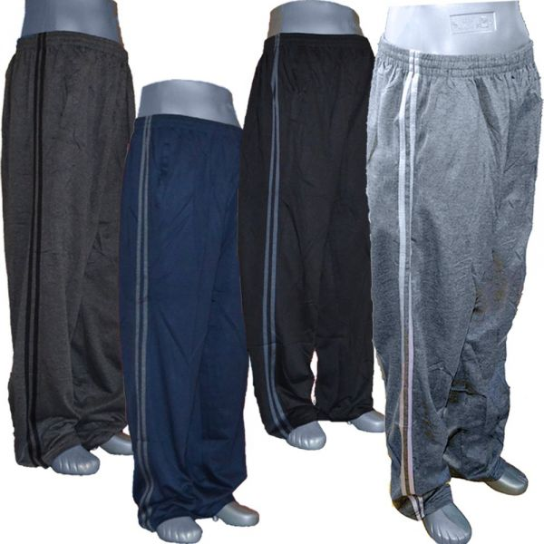 Herren Jogginghose Trainingshose Sporthose Übergröße Lang 4XL-9XL Y 46126 TLK