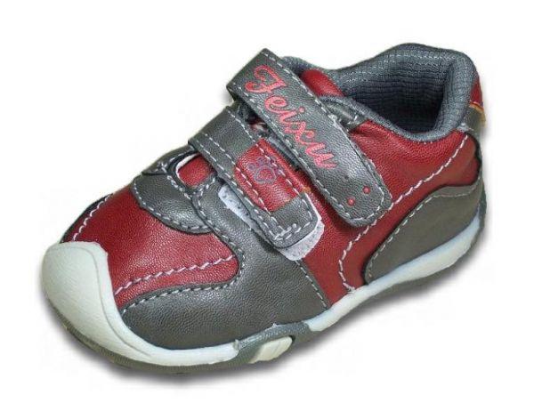 Jungen Schuhe Sneaker Leder-Optik NEU Halbschuhe Lauflernschuhe Gr.20-22 2006