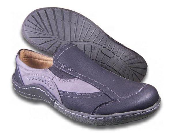 Damen Halbschuhe innen Leder NEU Schuhe Sneaker Slipper Freizeit Gr.36-41 2563