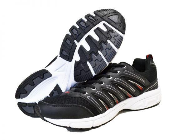Sneaker Turnschuhe Sportschuhe super leicht Schuhe Teil weiße Sohle 47-50 2654x