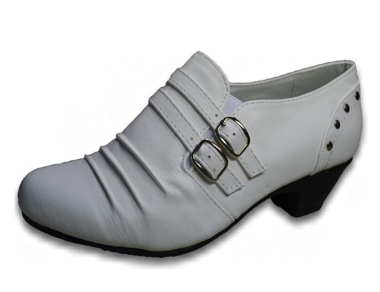 damen pumps innen leder neu ankle boots schuhe. Black Bedroom Furniture Sets. Home Design Ideas