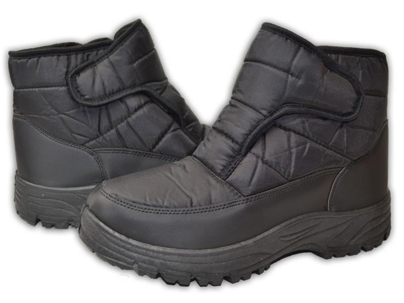 herren boots winterschuhe gef ttert stiefel stiefeletten winterstiefel 2684x ebay. Black Bedroom Furniture Sets. Home Design Ideas