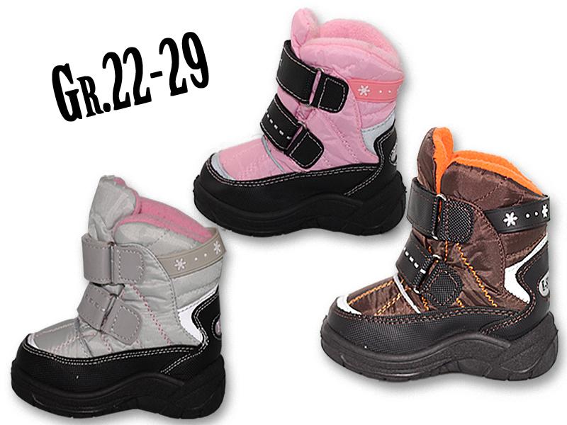 best cheap 26832 01534 Details zu Jungen & Mädchen Winterstiefel Neu Stiefel Schuhe Winterschuhe  Boots @2237xC